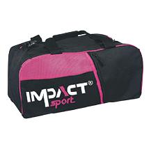 Impact Sport Fitness sporttas Roze / Zwart