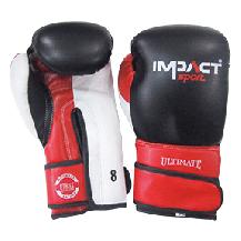 Impact Sport Lederen training Bokshandschoen