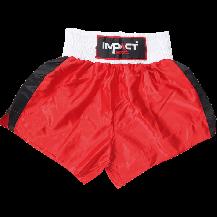 Impact Sport Thaiboks short Rood junior