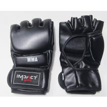 Impact Sport PU MMA handschoen Zwart