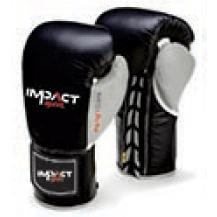 Impact Sport Pro Bokshandschoenen Zwart / Grijs